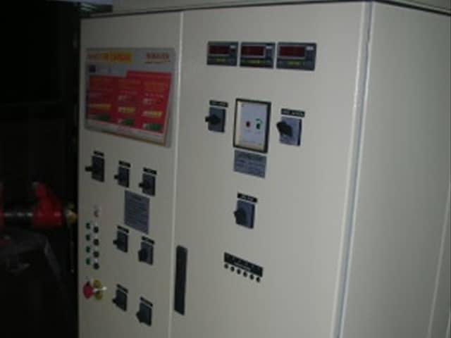 Restauración bancos de carga